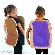 Sandwich Halloween Costume Easy Halloween Costume Playtivities