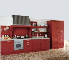 Red Kitchen Cabinets by Red Kitchen Cabinets Style Rberrylaw Standard Red Kitchen