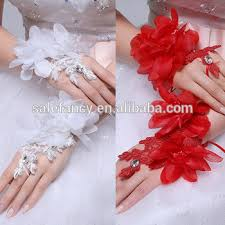 cotton glove white lace wedding glave selling qcgv 8014 buy
