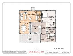 A Frame Home Floor Plans Extraordinary Small A Frame House Plans Free 62 With Additional