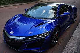 hybrid supercars used 2017 honda nsx for sale in london pistonheads