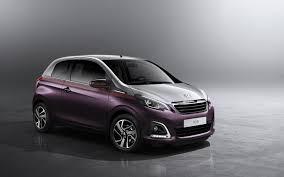city peugeot vwvortex com all new 2015 peugeot 108 city car revealed in three