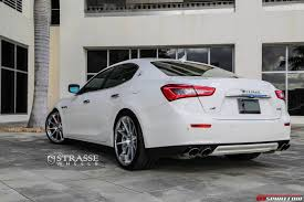 maserati ghibli grey black rims maserati ghibli lowered on r10 deep concave strasse wheels gtspirit