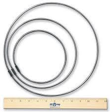 steel rings large images Large key rings home jpg