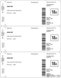 boarding pass invitations diy boarding pass invitation save the date aylee bits