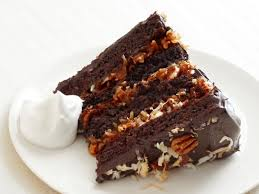 german chocolate cake with coconut pecan cajeta frosting recipe