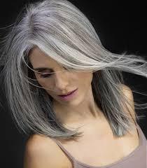 over 60 hair color for gray hair 60 gorgeous gray hair styles straight hair hair style and
