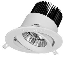profession dimmable 4inch 25w cob led recessed ceiling light led