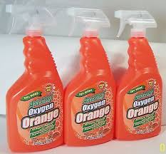 Las Totally Awesome Degreaser Cleaner Spot Remover La U0027s Totally Awesome Oxygen Orange
