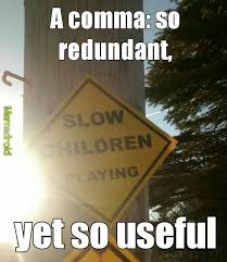 Comma Meme - commas meme by egod memedroid