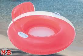 siege gonflable b sofa gonflable flottant rond m2b gonflable