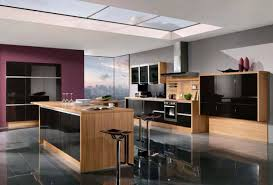 L Shaped Kitchen Layout With Island by Kitchen Islands Kitchen Sweet Purple And Gray Themes German