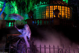 the walt disney world picture of the day happy birthday haunted