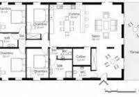 plan maison 5 chambres gratuit 30 plan maison 4 chambres spectaculaire ucakbileti
