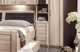 überbau schlafzimmer luxor 4 wiemann überbau schlafzimmer eiche sägerau komplett