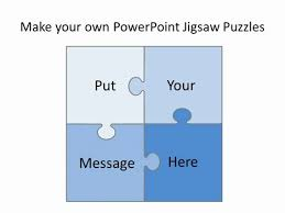 Free Editable Jigsaw Pieces Powerpoint Template Puzzle Powerpoint Template Free