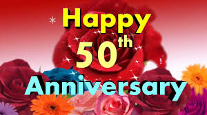 Anniversary Card Greetings Messages Happy Anniversary Happy 50th Anniversary Video Greeting Card