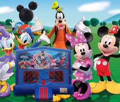 mickey mouse clubhouse bounce house mickey mouse bounce house rental mickey mouse jumping castle