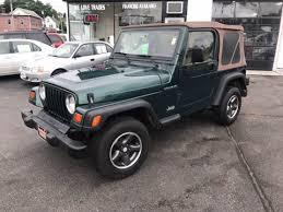 99 jeep wheels 1999 jeep wrangler for sale carsforsale com