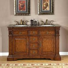 55 inch bathroom vanities wooden bathroom vanity cabinet in black