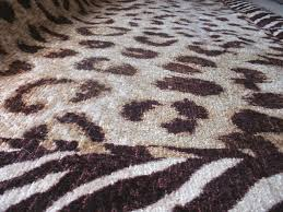 Animal Area Rugs Tsue That U0027s What She Said Must Have Fab Animal Print Decor