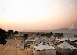 camel tents tents for temporary shelter at pushkar camel fair pushkar ajmer