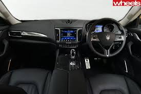 maserati jeep 2017 price 2017 maserati levante review wheels