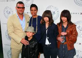 justin chambres justin chambers family pictures popsugar