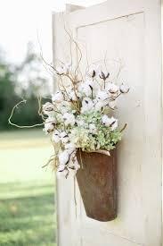 Branch Decor How To Incorporate Cotton Into Your Wedding 30 Ideas Weddingomania