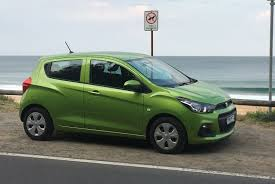 holden hatchback 2017 holden spark ls review top10cars