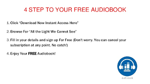 all the light we cannot see audiobook all the light we cannot see audiobook audiobook for free