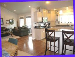 kitchen family room design awesome kitchen and living room design ideas pictures ideas