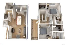 old key west 2 bedroom villa floor plan off campus student housing near uark beechwood village
