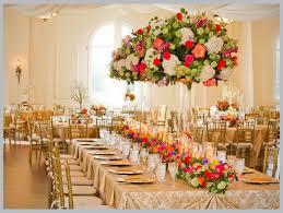 wedding centerpiece vases 25 inch flared trumpet vase wedding