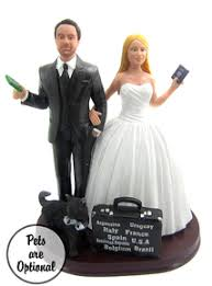 custom wedding cake toppers custom wedding cake toppers personalized groom