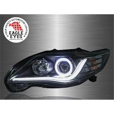 2011 toyota corolla brake light bulb buy toyota corolla altis e150 2011 2013 eagle eyes ccfl ring led