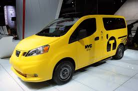 nissan nv200 taxi nissan nv200 taxi 2014 выставка автомобилей нью йорк 2012 сто