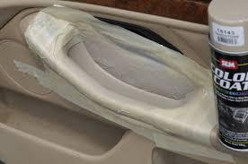 door handle pull touchup on sand beige interior bimmerfest bmw