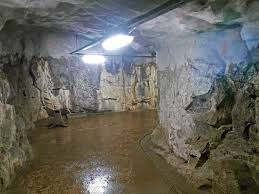 the underground military bunkers of karlskrona sweden