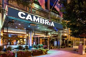 Map Of Chicago Hotels by Cambria Hotel U0026 Suites Chicago Magnificent Mile Updated 2017