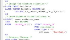 Sql Server Alter Table Change Column Name Sql Server Change Collation Of Database Column T Sql Script