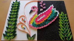 Paper Craft Home Decor Diy Home Decor With Paper Quilling Art Amazing Diy Room Decor