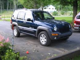 black jeep liberty 2003 2003 jeep liberty for jeep car show