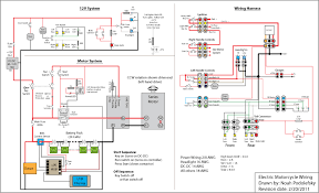 wiring diagram building electrical circuit diagram commercial