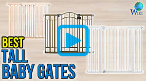 top 9 tall baby gates of 2017 video review