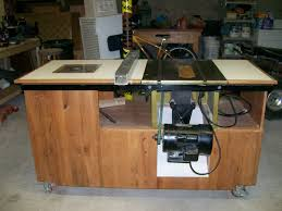 how to build a table saw workstation wood projects for old fence boards wood lathe speeds diameter