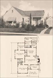 Vintage Southern House Plans Homes Of Today Sears Kit Houses 1932 Plan Plan Bungalow And House