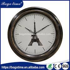 decorative wall clock 18 inch decorative wall clock digital wall clock big size