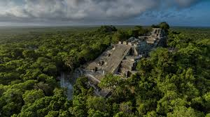 Mayan Empire Map In Search Of The Lost Empire Of The Maya