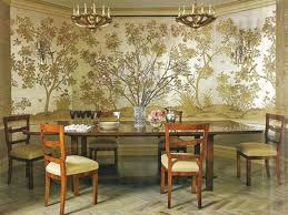 Wallpaper Designs For Dining Room Dining Room Modern Wallpaper Designs For Dining Room Table Decor